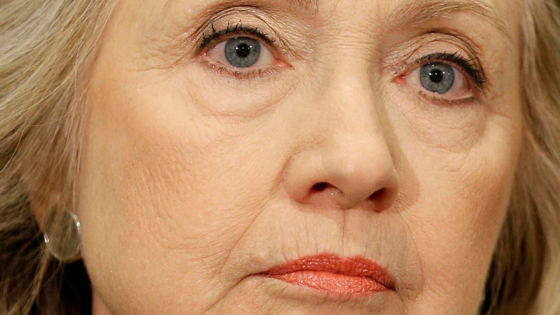 Hillary Clinton condemns Republican letter to Iran (AP)