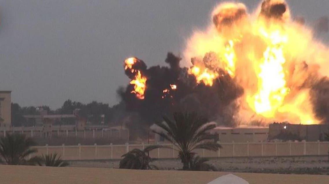 تفجير العريش مصر سيناء