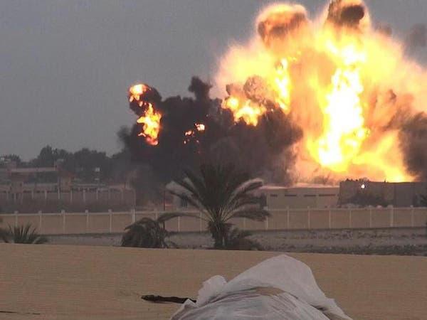 مصر.. إصابة 3 رجال شرطة في تفجيرمدرعة بالعريش