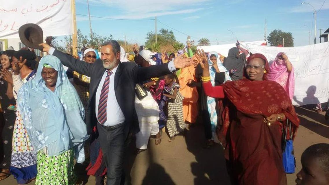اضراب في موريتانيا