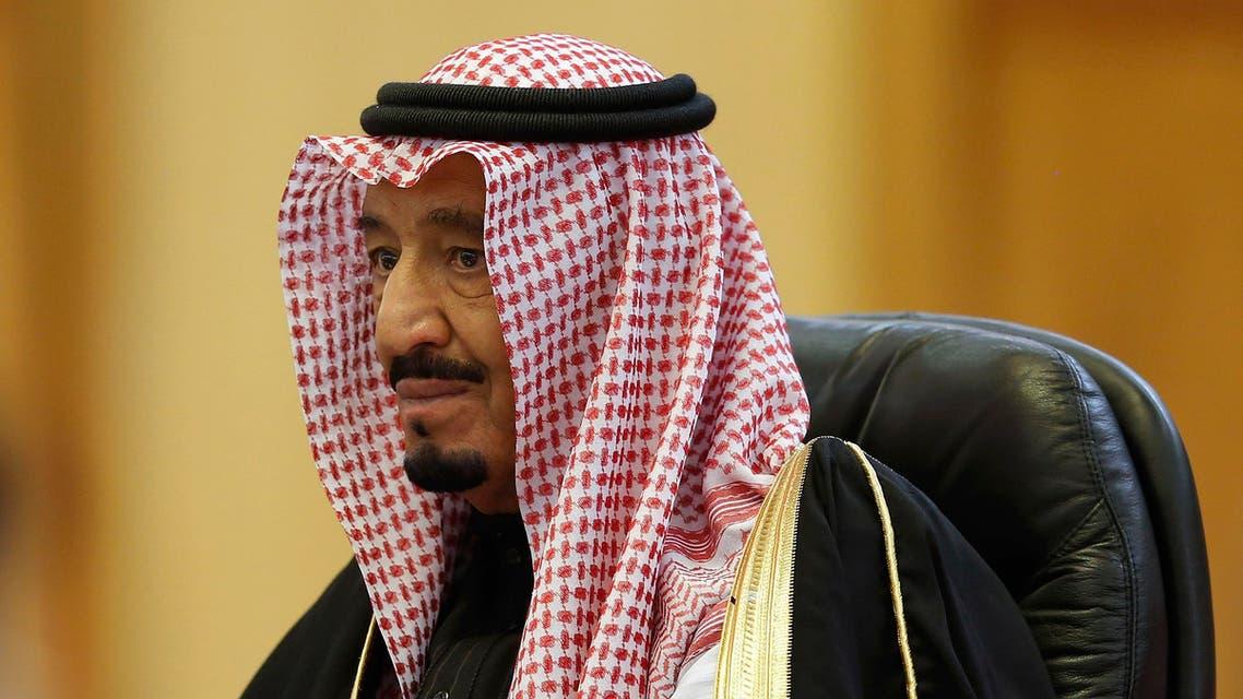 king Salman reuters