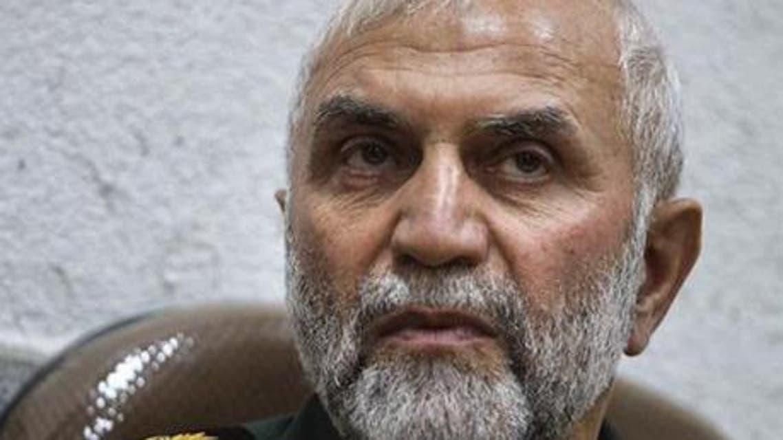 مستشار القائد العام للحرس الثوري الإيراني اللواء حسين همداني