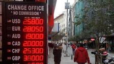 Turkish central bank struggles to lift lira, share index falls