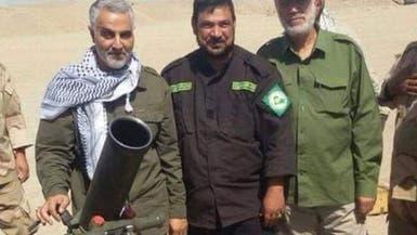 الحرس الثوري يطلب عدم نشر صور سليماني في العراق