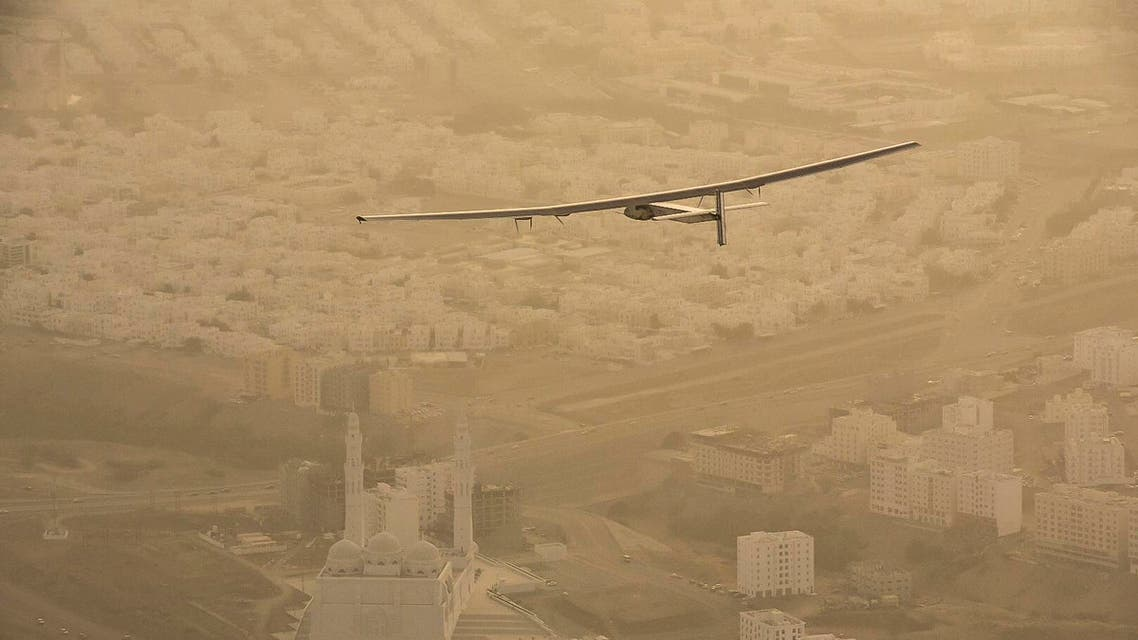 Solar Impulse 2 sets distance record (AP)