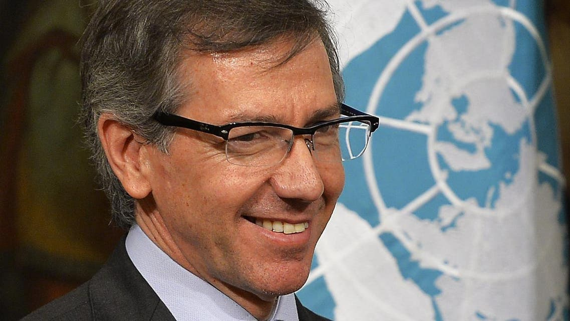 المبعوث الأممي لليبيا برناردينو ليون