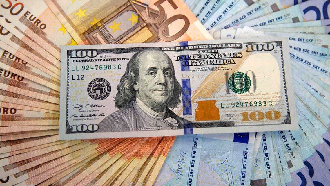 اليورو الدولار
