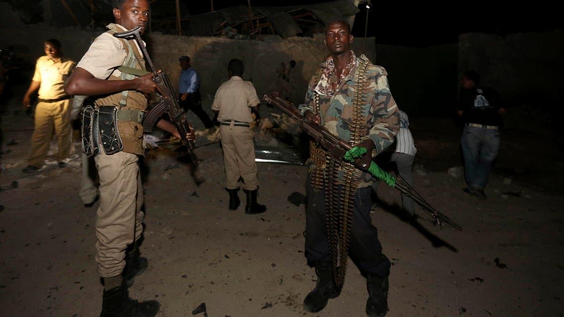 الصومال مقديشو ارهاب انفجار
