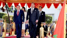 محادثات على انفراد بين عاهل المغرب وملك الأردن