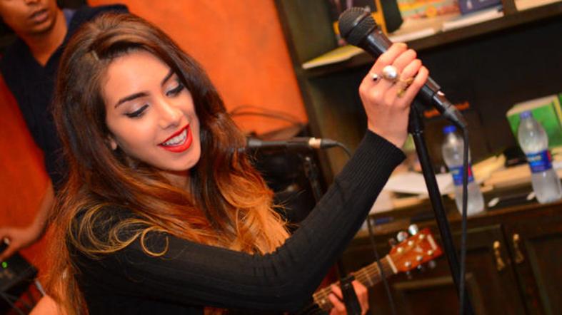 Malak el-Husseiny, the Egyptian making it big singing in English