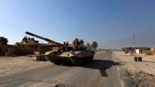 عراقی فورسز داعش کے زیر قبضہ تکریت میں داخل