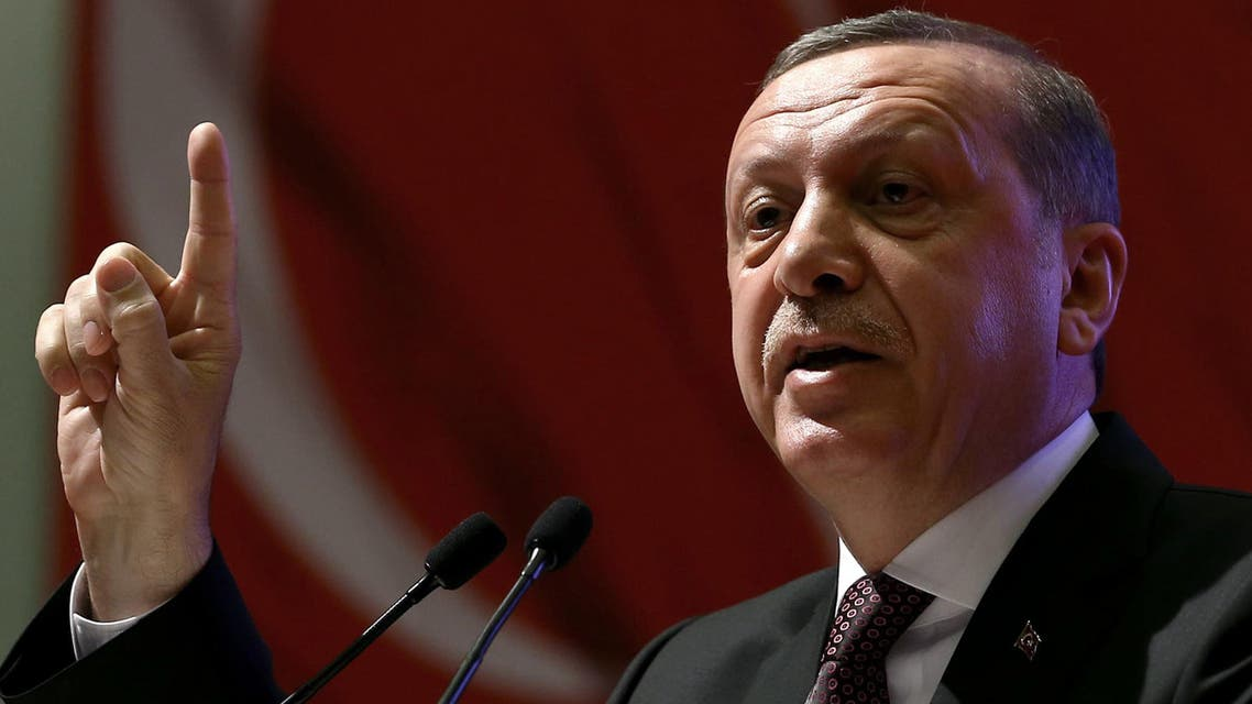 Turkey's Erdogan says expressed rates concerns to central bank governor (AP)