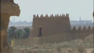بالفيديو... جهود للحفاظ على الآثار السعودية