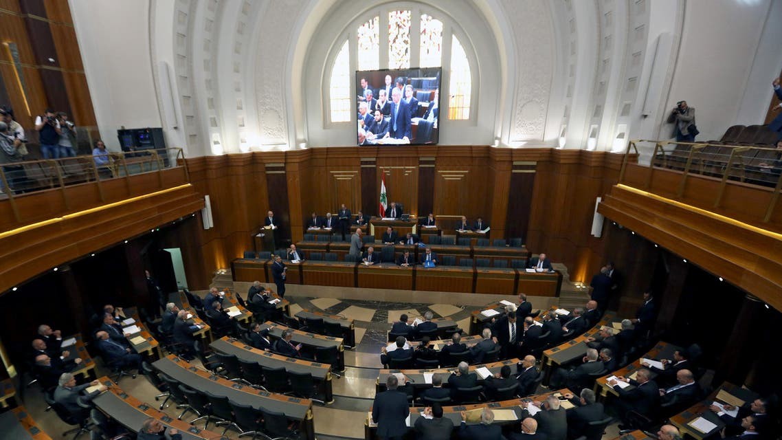 Lebanon lawmakers fail to pick president for 20th time (AP)