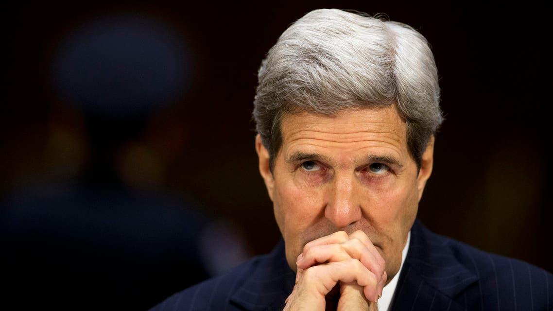 Kerry tells Republicans: you cannot modify Iran-U.S. nuclear deal (AP)
