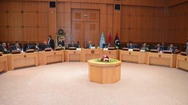 فرقاء ليبيا يصلون ظهر الخميس إلى المغرب