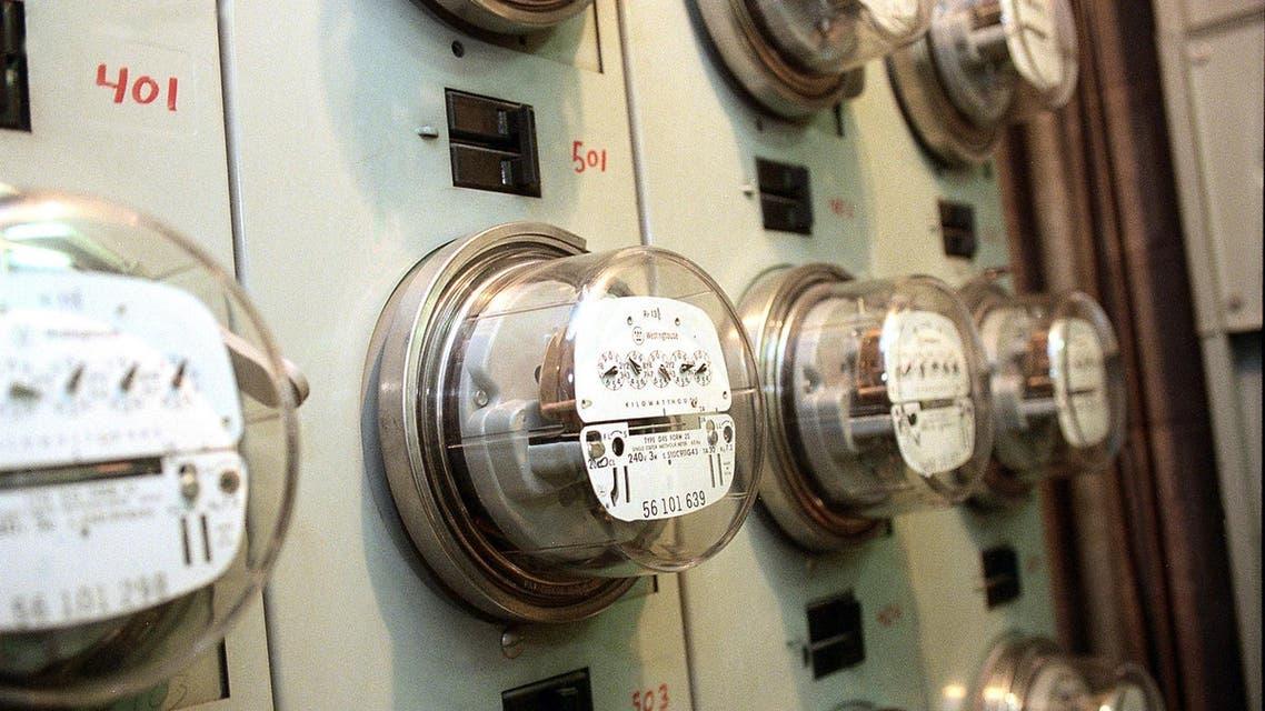 عداد الكهرباء عدادات