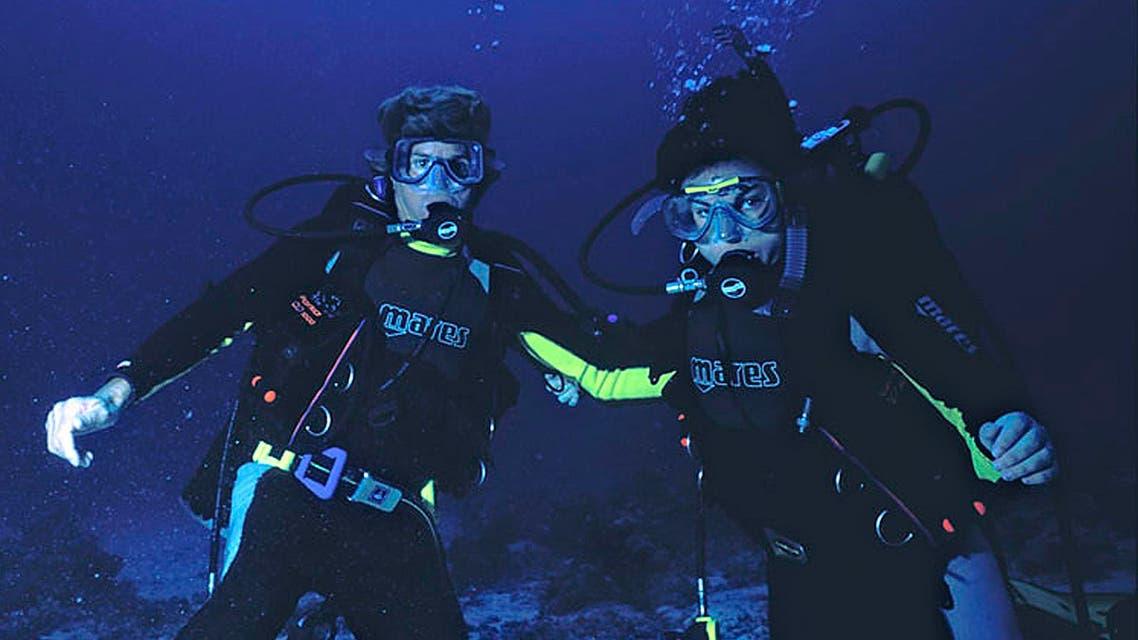 Saudi based Dream Divers AP