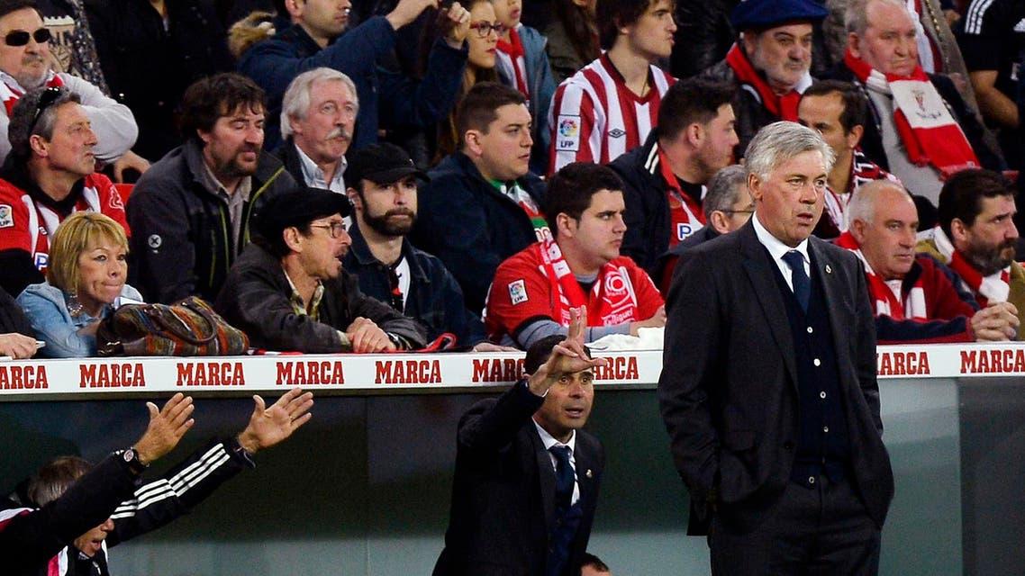REal Madrid - Ancelotti