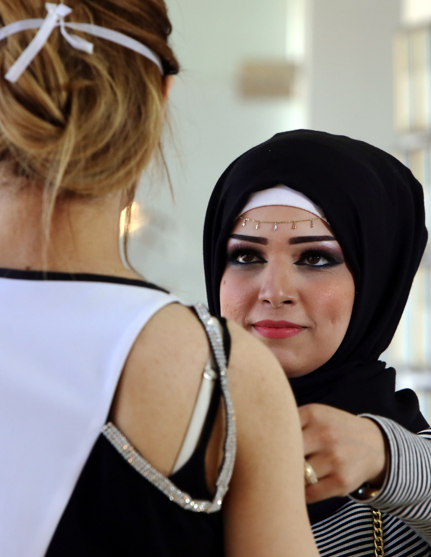Baghdad Fashion show