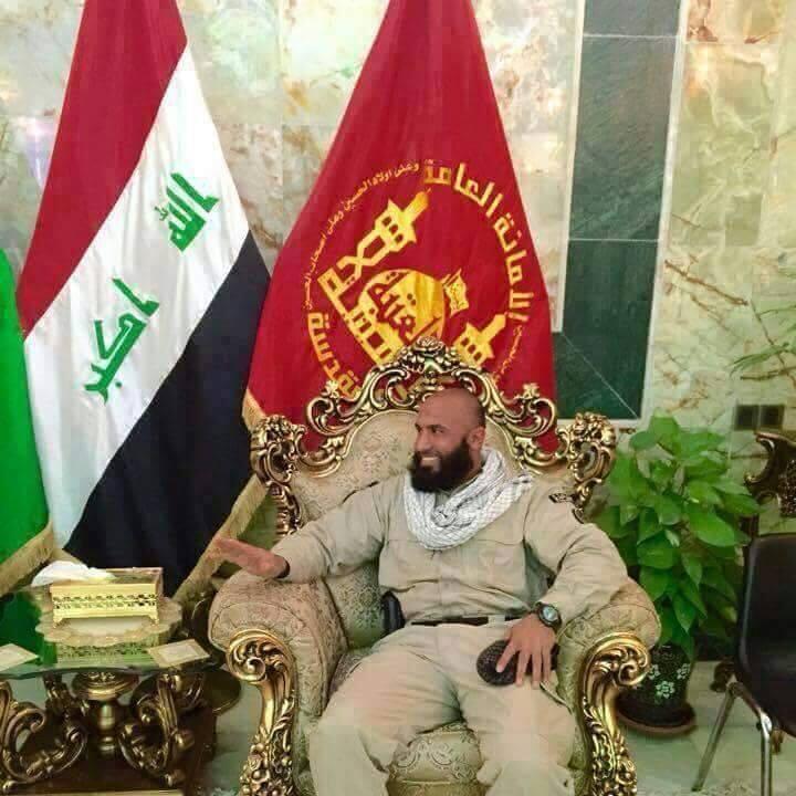 abu azrael iraqi fighter against isis Facebook