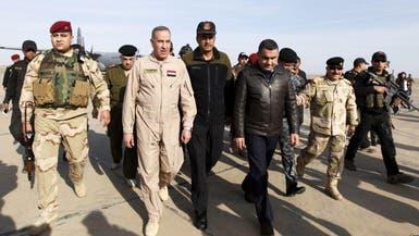 وزير الدفاع العراقي يوضح خارطة سير العمليات بالأنبار