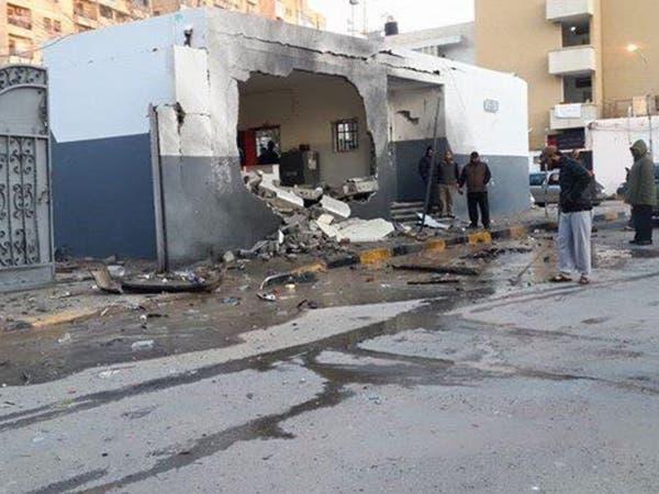 """ليبيا.. """"داعش"""" يعلن المسؤولية عن هجوم في طرابلس"""