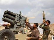 القوات العراقية المشتركة تستعد لاقتحام مركز القيارة