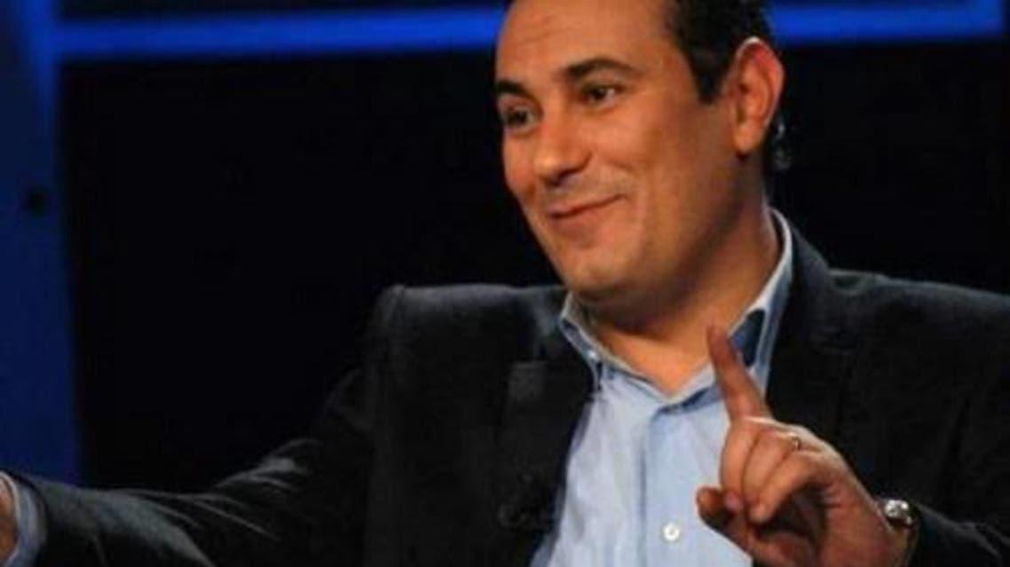 television host Moez Ben Gharbia