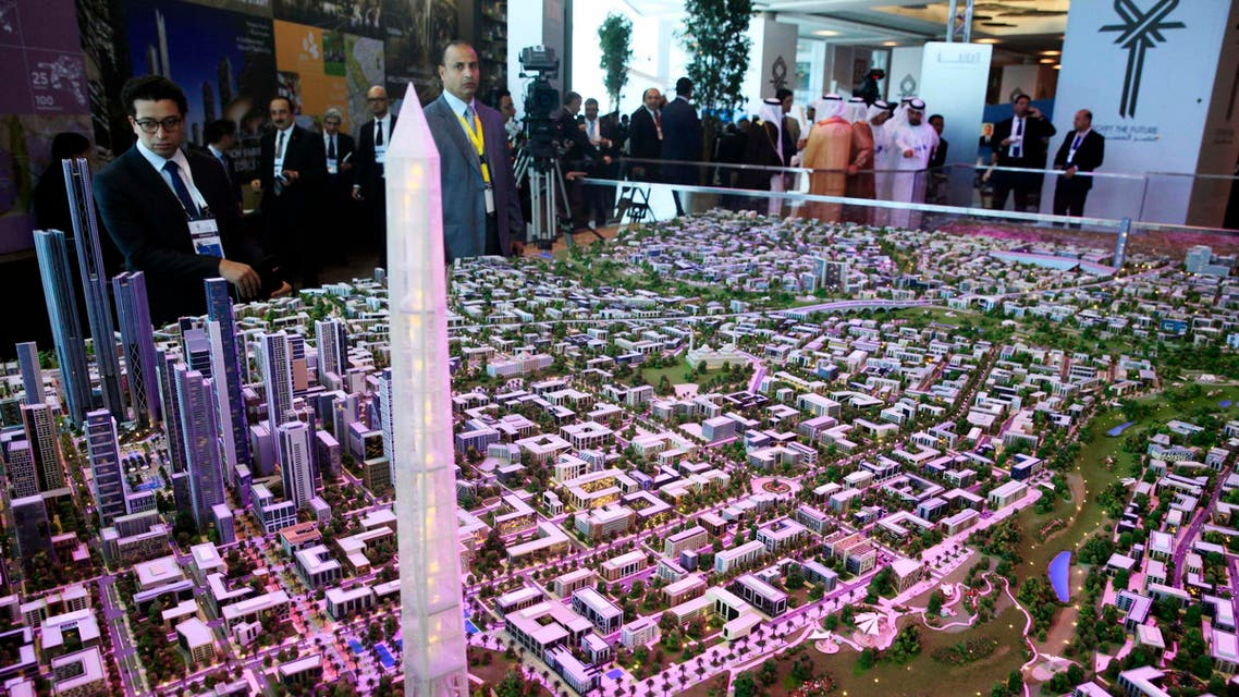 Egypt plans to build new administrative capital east of Cairo (Reuters)