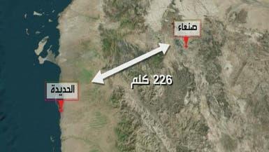 الحوثيون يفتحون ميناء الحديدة أمام إيران