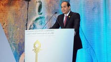 Egypt's Sisi appeals for foreign investment