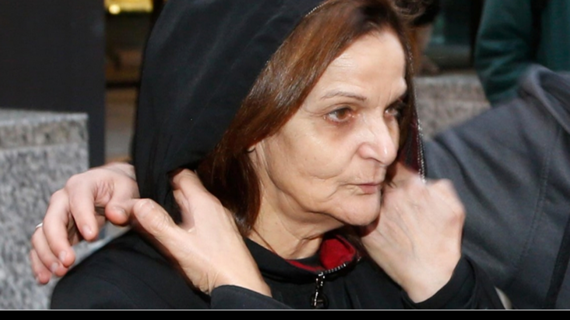 Rasmieh Yousef Odeh, 67, also will be deported after serving her sentence as a result of last year's conviction in a Detroit federal court. (File photo AP)