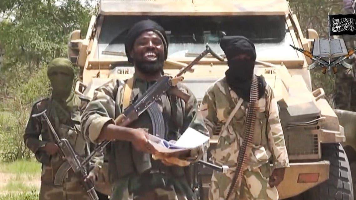 """مسلحون من جماعة """"بوكو حرام"""""""