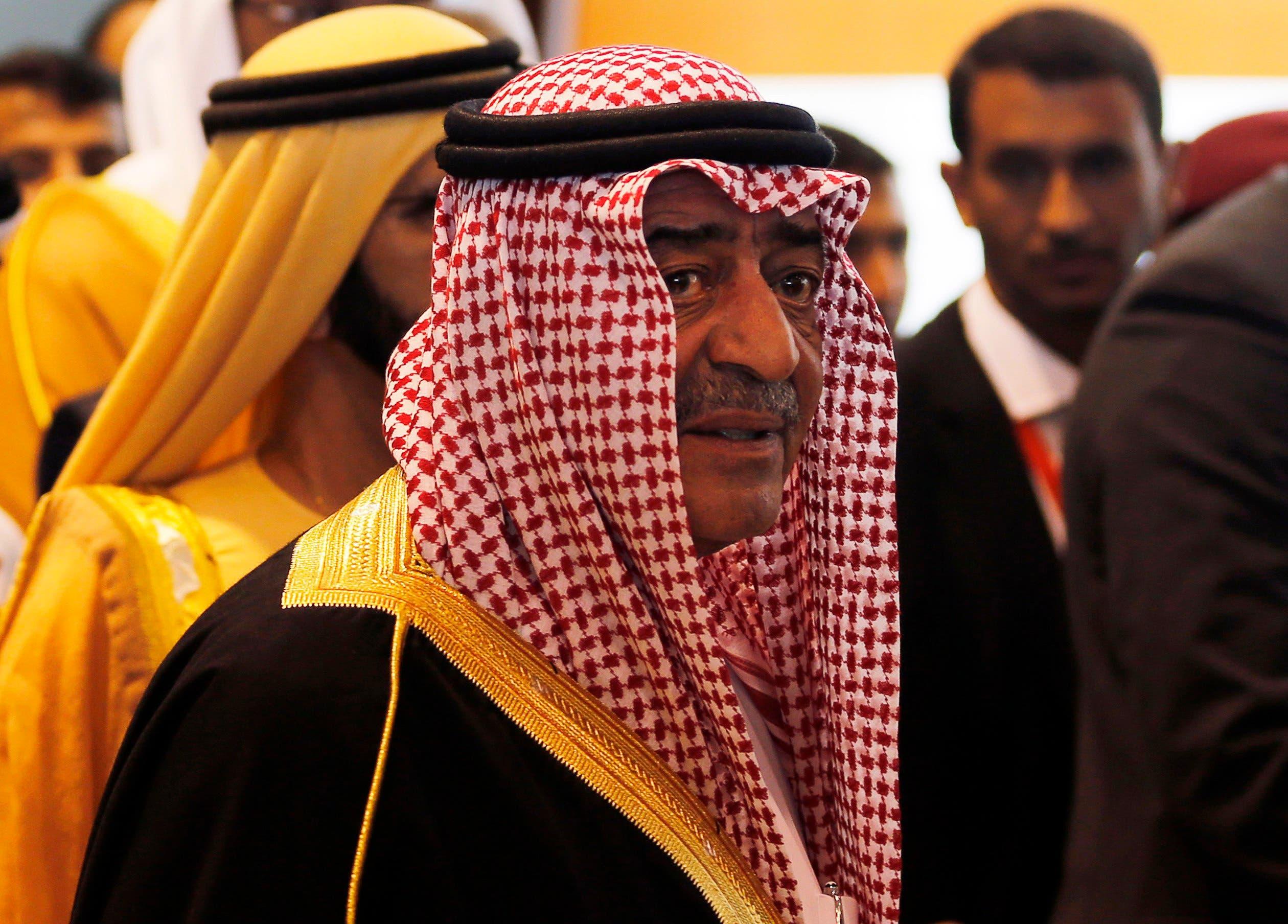 ولي العهد السعودي الأمير مقرن بن عبد العزيز آل سعود
