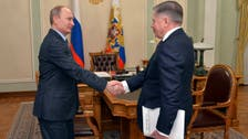 Russian state TV shows Putin for first time in days