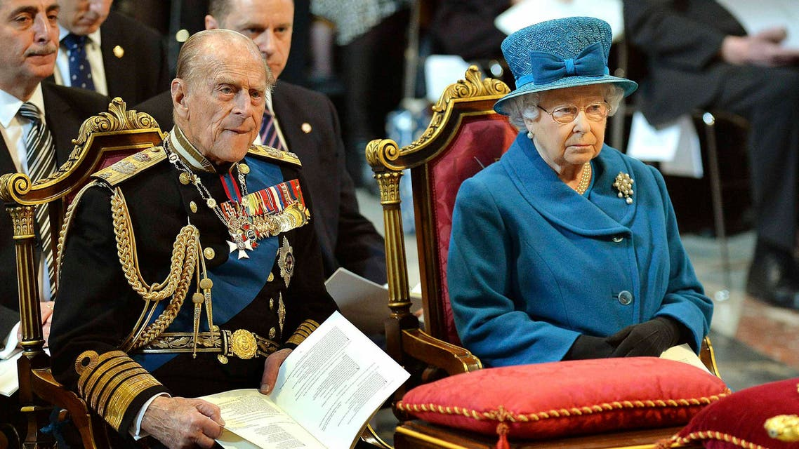 Queen and prince philip REUTERS