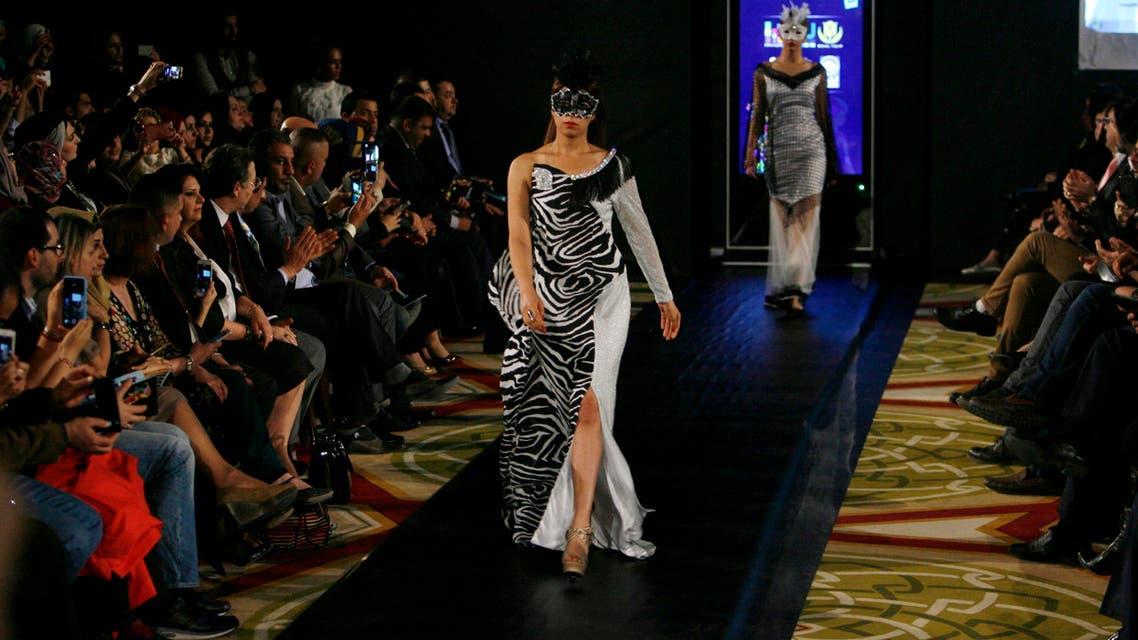 2015 Baghdad Fashion Show (Reuters)