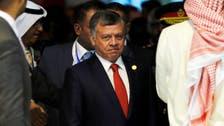 Jordan king warns Israel against changing Aqsa status quo