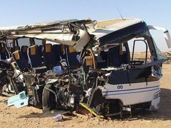 مصرع 11 شخصاً في حادث سير مروع جنوب الجزائر