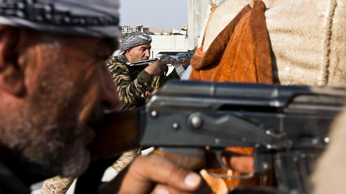 ap isis kurdish peshmerga