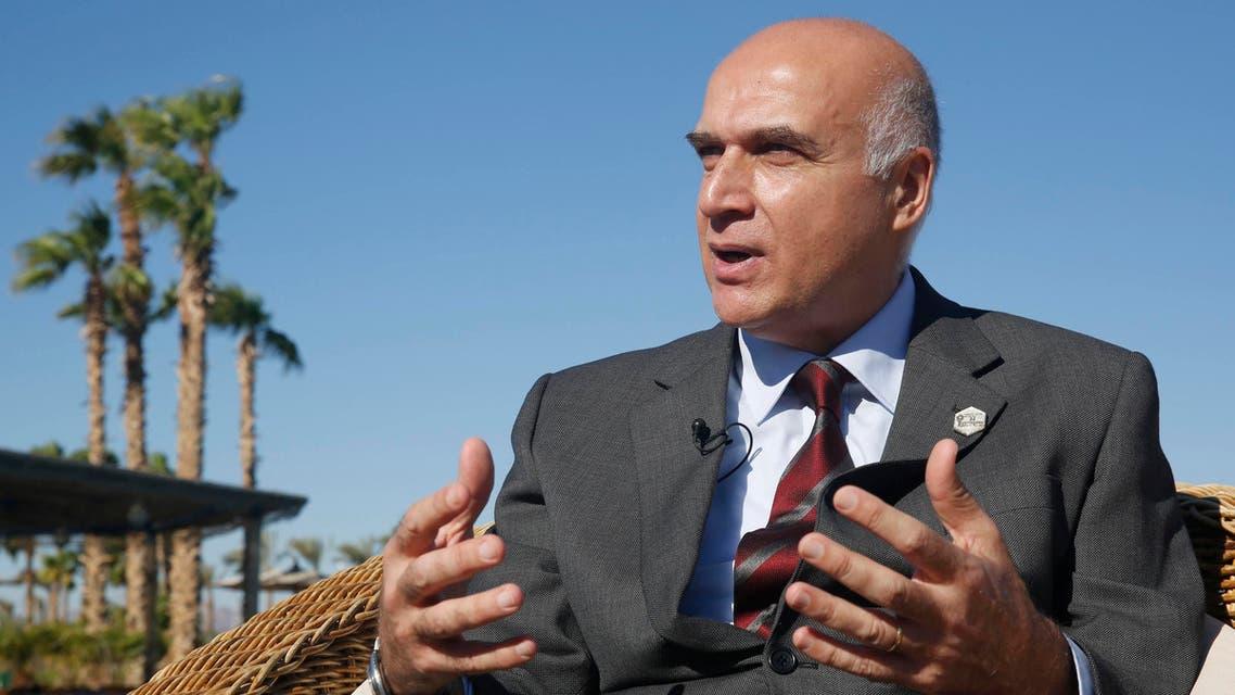 Tourism Minister Khaled Ramy Reuters