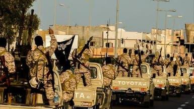طائرات مجهولة تقصف مواقع داعش في سرت