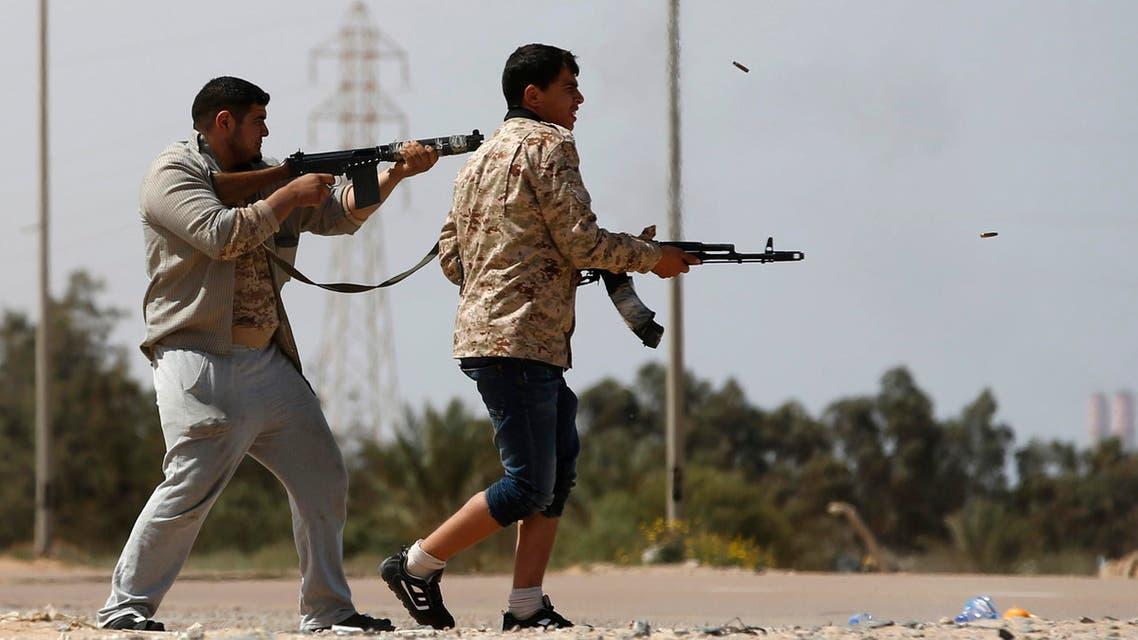 ليبيا قتال سرت 3