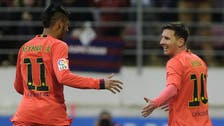 Messi-inspired Barca riding high before City, 'Clasico'