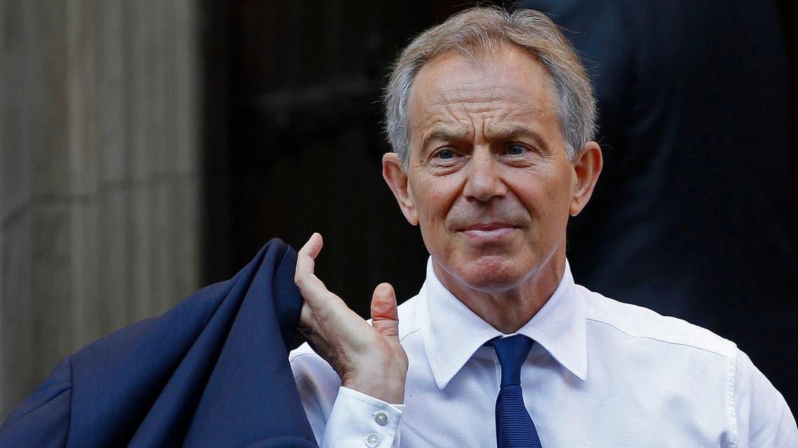 Tony Blair (Reuters)