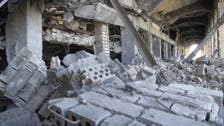 Saddam Hussein's tomb destroyed in Tikrit battle