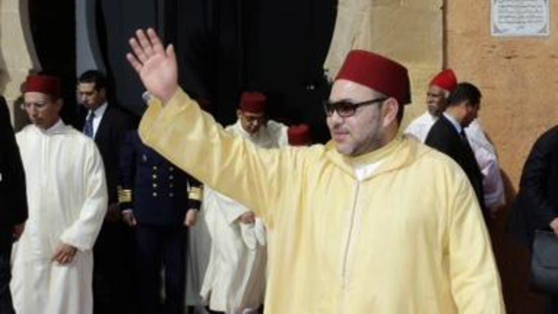 العاهل المغربي محمد السادس 3