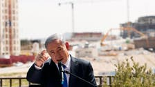 Netanyahu says no Palestinian state if re-elected