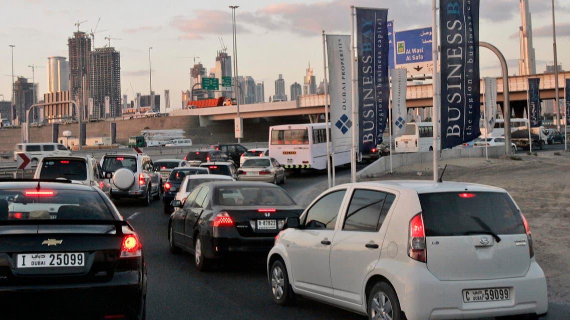 Dubai cars AP